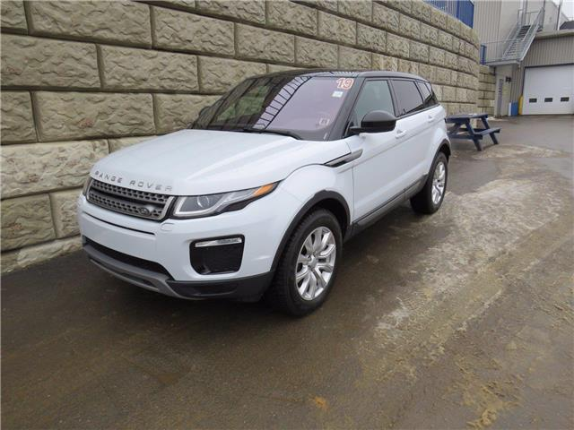 2019 Land Rover Range Rover Evoque SE (Stk: D01240P) in Fredericton - Image 1 of 18