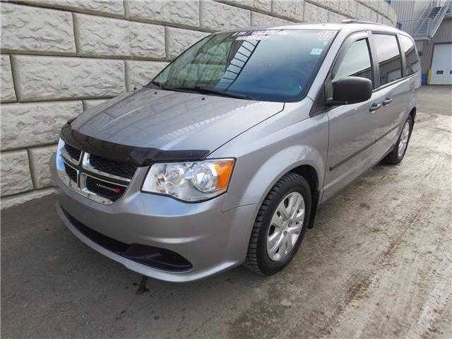 2017 Dodge Grand Caravan CVP $85/wk Taxes incl $0 Down (Stk: D01165AB) in Fredericton - Image 1 of 20