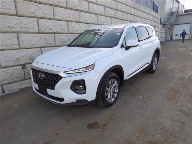 2020 Hyundai Santa Fe Essential (Stk: D01252P) in Fredericton - Image 1 of 18
