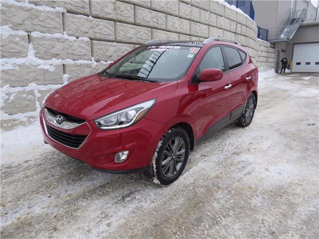 2015 Hyundai Tucson GLS (Stk: D10116A) in Fredericton - Image 1 of 19