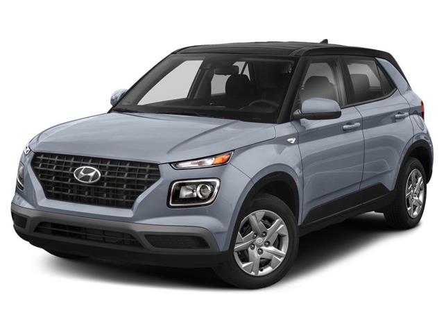 2021 Hyundai Venue Preferred w/Two-Tone (Stk: D10180) in Fredericton - Image 1 of 8