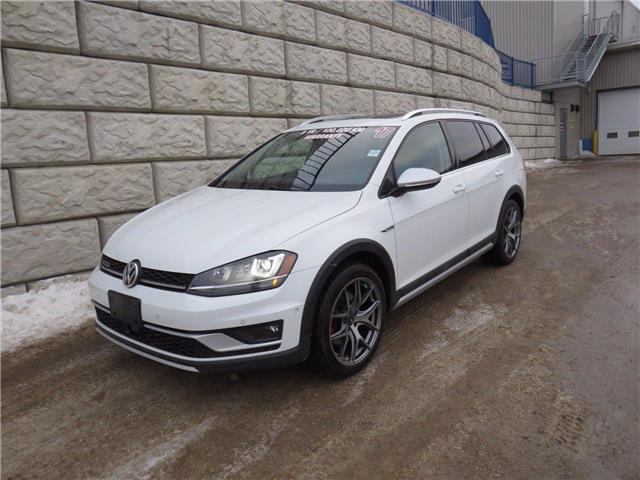 2017 Volkswagen Golf Alltrack BASE (Stk: D01234PA) in Fredericton - Image 1 of 17