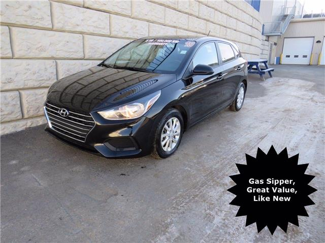 2019 Hyundai Accent Preferred $59/wk taxes incl $0 down (Stk: D01228P) in Fredericton - Image 1 of 18