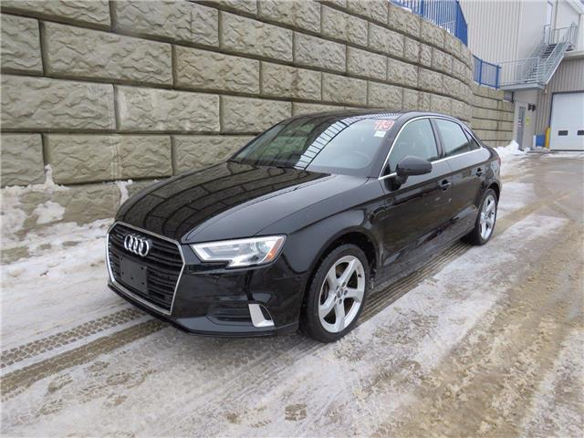 2019 Audi A3 Sedan Komfort $104/wk Taxes Included $0 Down (Stk: D10366P) in Fredericton - Image 1 of 17