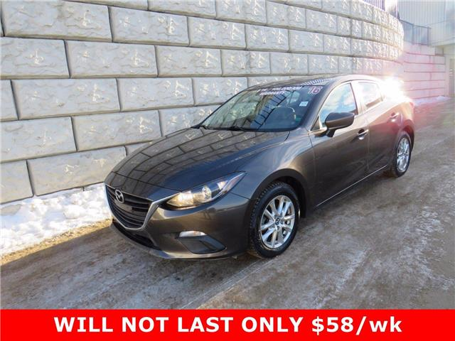 2016 Mazda Mazda3 GS ONLY $59/wk Taxes Incl $0Down (Stk: D10261A) in Fredericton - Image 1 of 16
