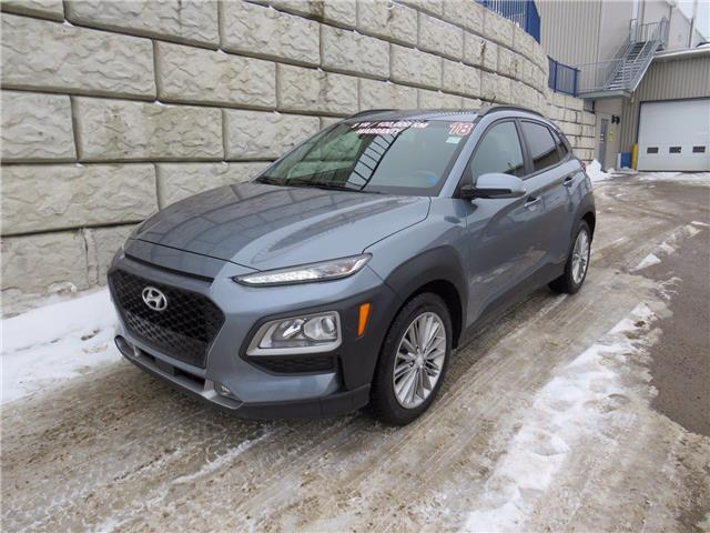 2018 Hyundai Kona Luxury (Stk: D01236PA) in Fredericton - Image 1 of 18