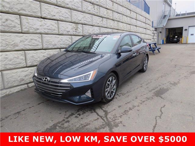 2020 Hyundai Elantra Ultimate ONLY $85/wk Taxes Included $0 Down (Stk: D01225P) in Fredericton - Image 1 of 18