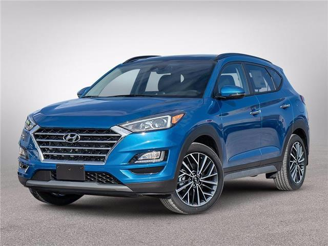 2021 Hyundai Tucson Preferred w/Trend Package (Stk: D10172) in Fredericton - Image 1 of 23