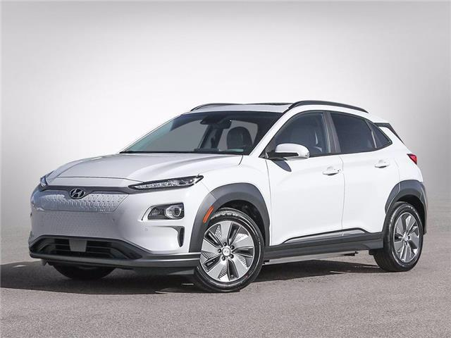 2021 Hyundai Kona EV Preferred (Stk: D10166) in Fredericton - Image 1 of 23