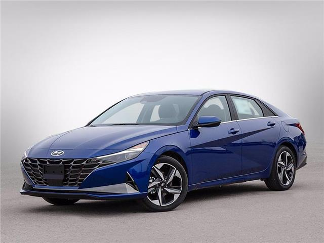 2021 Hyundai Elantra Ultimate w/Two-Tone Interior (Stk: D10225) in Fredericton - Image 1 of 23