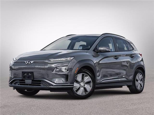 2021 Hyundai Kona EV Ultimate (Stk: D10168) in Fredericton - Image 1 of 22