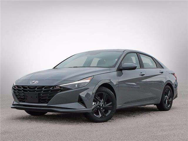 2021 Hyundai Elantra Preferred w/Sun & Tech Package (Stk: D10298) in Fredericton - Image 1 of 23