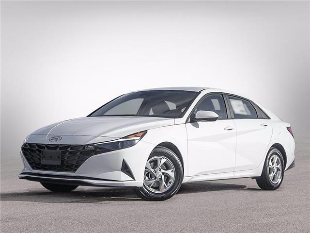 2021 Hyundai Elantra Essential (Stk: D10267) in Fredericton - Image 1 of 22