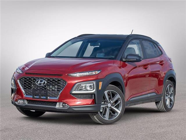 2021 Hyundai Kona 1.6T Trend w/Two-Tone Roof (Stk: D10203) in Fredericton - Image 1 of 23
