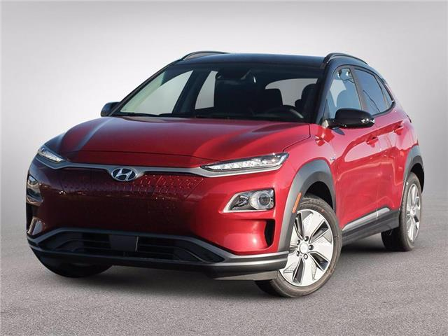 2021 Hyundai Kona EV Preferred w/Two Tone (Stk: D10207) in Fredericton - Image 1 of 23