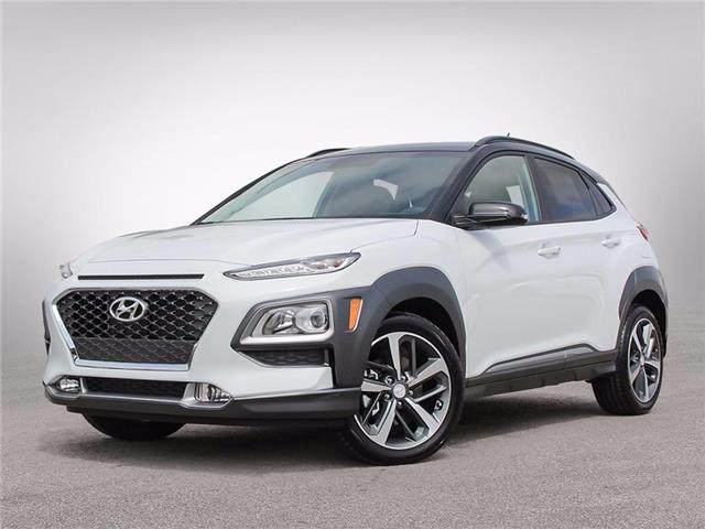 2021 Hyundai Kona 1.6T Trend w/Two-Tone Roof (Stk: D10178) in Fredericton - Image 1 of 23