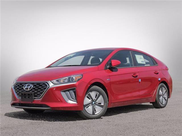 2020 Hyundai Ioniq Hybrid Essential (Stk: D10368) in Fredericton - Image 1 of 23