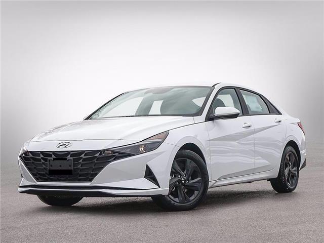 2021 Hyundai Elantra Preferred (Stk: D10355) in Fredericton - Image 1 of 23