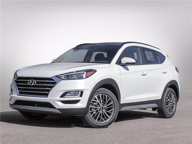 2021 Hyundai Tucson Luxury (Stk: D10396) in Fredericton - Image 1 of 23