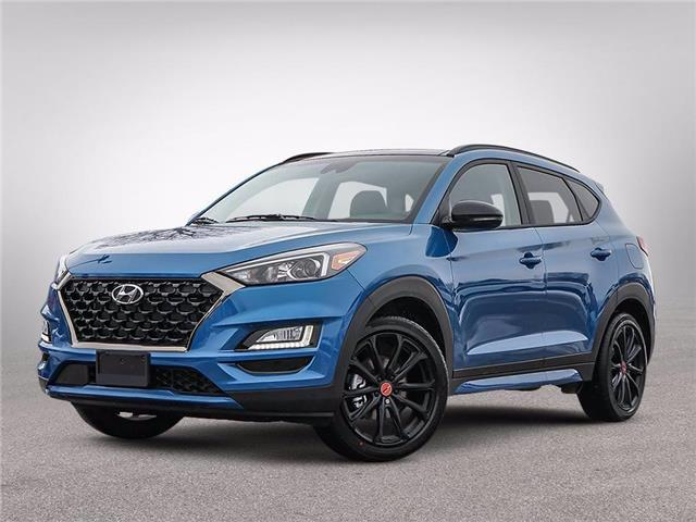 2021 Hyundai Tucson Urban Edition (Stk: D10344) in Fredericton - Image 1 of 23