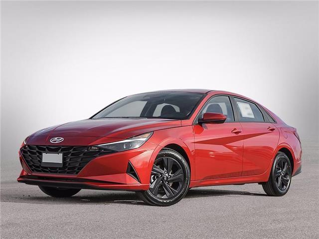 2021 Hyundai Elantra Preferred (Stk: D10305) in Fredericton - Image 1 of 23