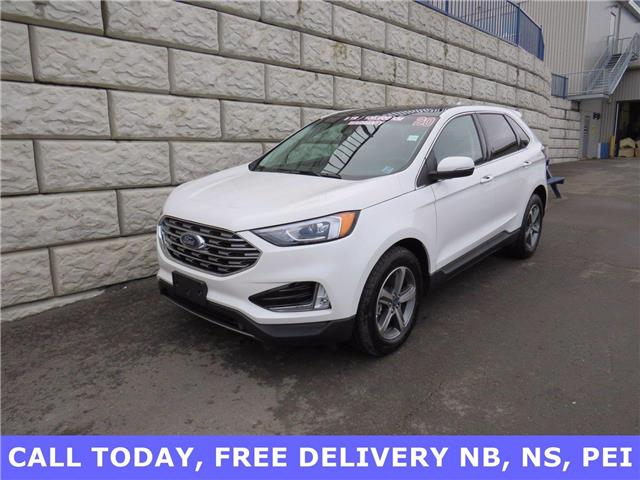 2020 Ford Edge SEL (Stk: D01198P) in Fredericton - Image 1 of 18