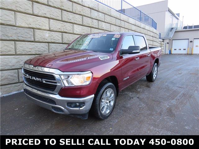 2020 RAM 1500 Big Horn ONLY $146/wk Taxes Included $0 Down (Stk: D01244P) in Fredericton - Image 1 of 18