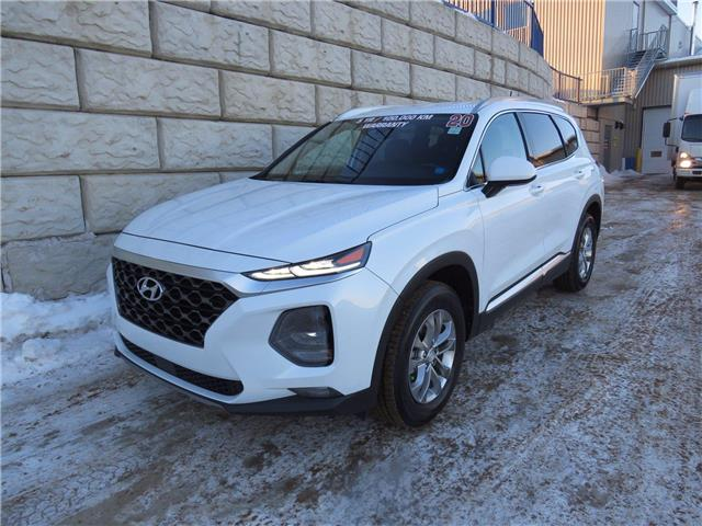2020 Hyundai Santa Fe Essential $95/wk Taxes Included $0 Down (Stk: D10410P) in Fredericton - Image 1 of 17