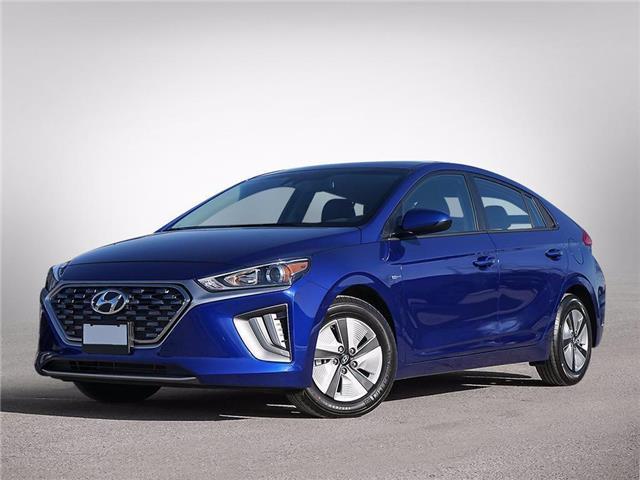 2020 Hyundai Ioniq Hybrid Essential (Stk: D01257) in Fredericton - Image 1 of 23