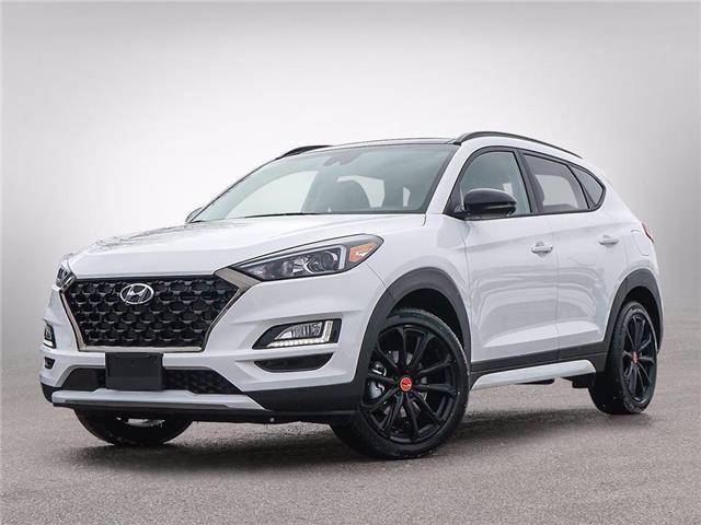 2021 Hyundai Tucson Urban Edition (Stk: D10433) in Fredericton - Image 1 of 23