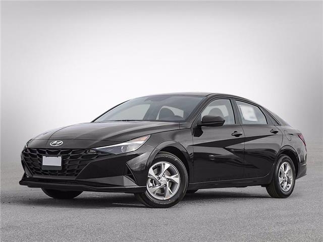 2021 Hyundai Elantra Preferred (Stk: D10436) in Fredericton - Image 1 of 23