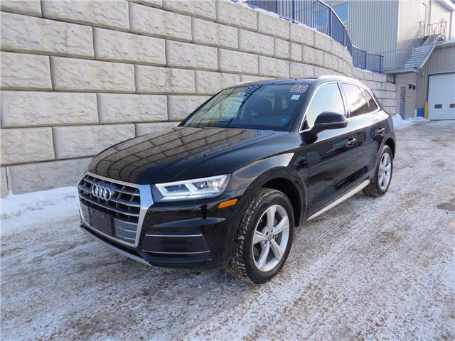 2020 Audi Q5 Progressiv $168/wk Taxes Included $0 Down (Stk: D10412P) in Fredericton - Image 1 of 15