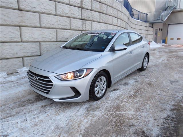 2017 Hyundai Elantra LE ONLY $58/wk Taxes Included $0 Down (Stk: D10077A) in Fredericton - Image 1 of 16