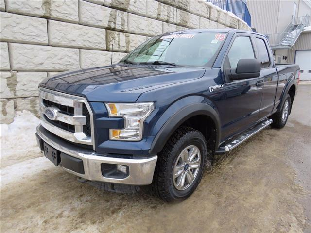 2015 Ford F-150 XLT (Stk: D00213A) in Fredericton - Image 1 of 21