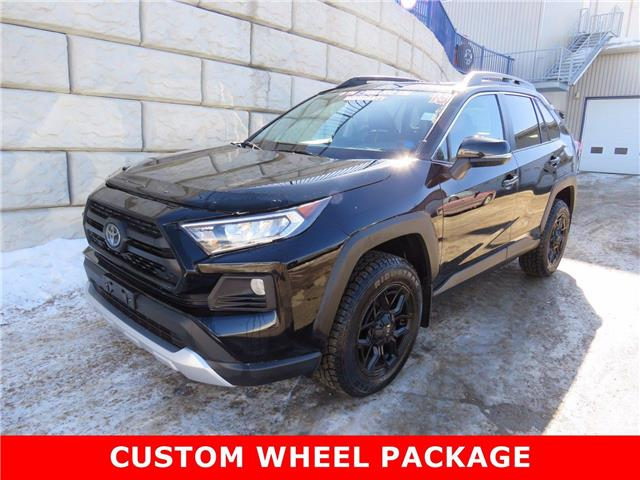 2019 Toyota RAV4 Trail only $129/wk Taxes Included $0 Down (Stk: D01184PA) in Fredericton - Image 1 of 9
