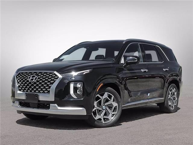 2021 Hyundai Palisade Ultimate Calligraphy (Stk: D10531) in Fredericton - Image 1 of 10