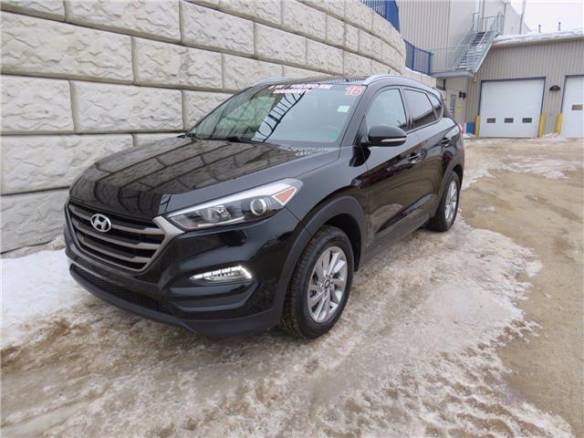 2016 Hyundai Tucson Premium (Stk: D10429A) in Fredericton - Image 1 of 18