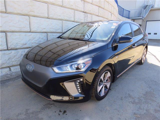2019 Hyundai IONIQ Electric Ultimate ONLY $99/wk Taxes Included $0 Down (Stk: D10485P) in Fredericton - Image 1 of 22