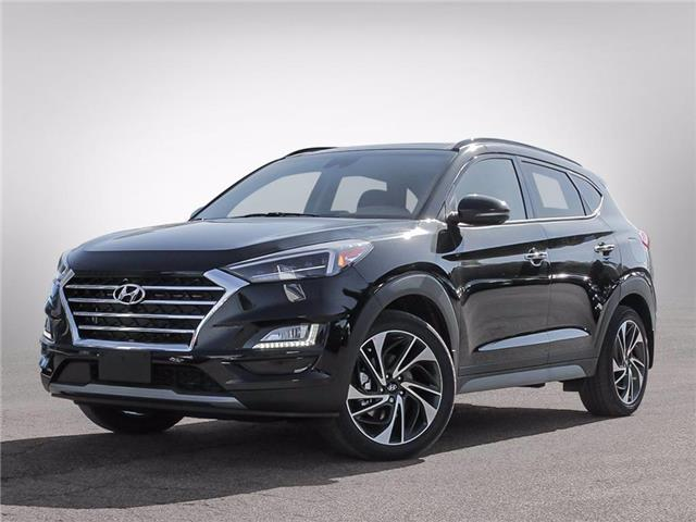 2021 Hyundai Tucson Ultimate (Stk: D10555) in Fredericton - Image 1 of 23