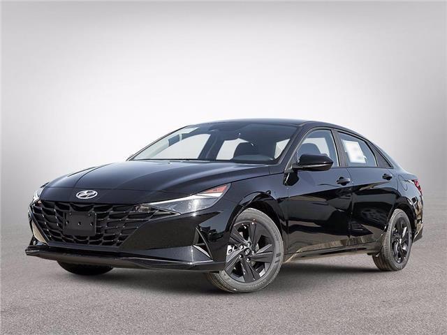 2021 Hyundai Elantra Hybrid Preferred (Stk: D10474) in Fredericton - Image 1 of 23