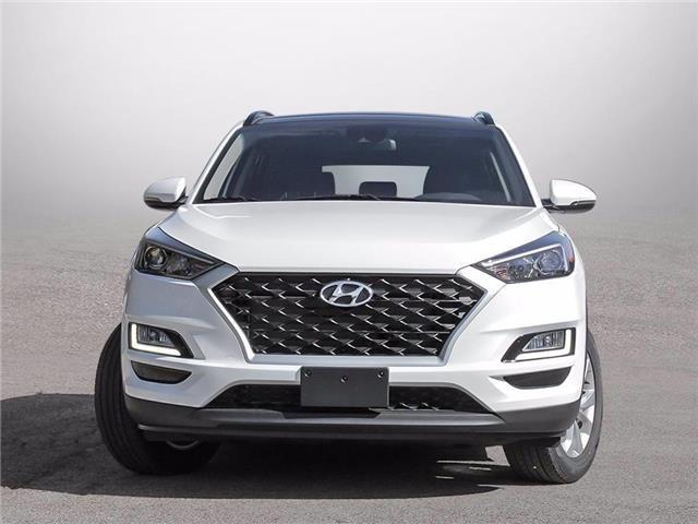 2021 Hyundai Tucson Preferred (Stk: D10565) in Fredericton - Image 1 of 20
