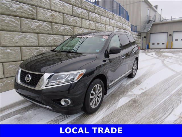 2015 Nissan Pathfinder SL ONLY $89/wk Taxes Included $0 Down (Stk: D01125PA) in Fredericton - Image 1 of 19