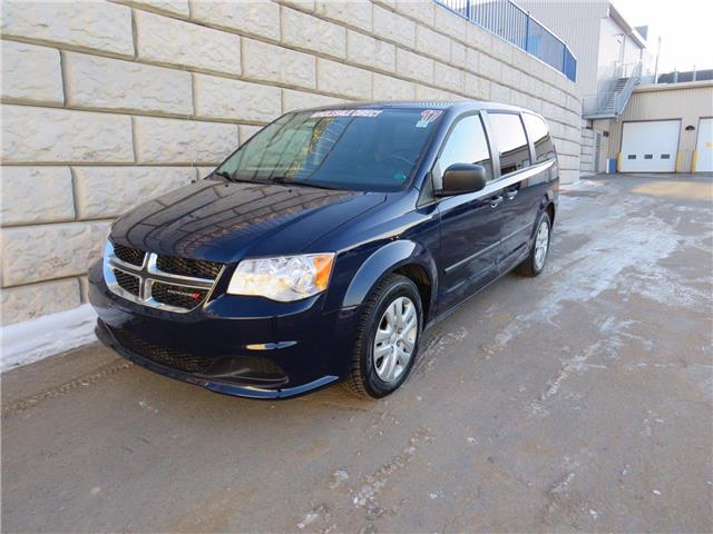 2017 Dodge Grand Caravan CVP $69/wk Taxes Incl $0 Down (Stk: D01102PA) in Fredericton - Image 1 of 18