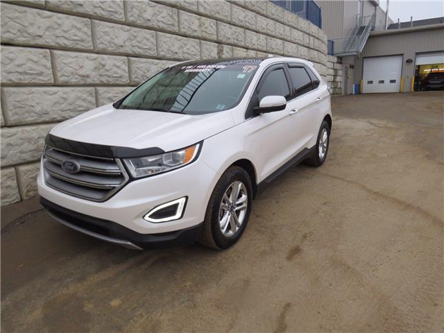 2017 Ford Edge SEL $83/wk Taxes Included $0 Down (Stk: D01198PA) in Fredericton - Image 1 of 18