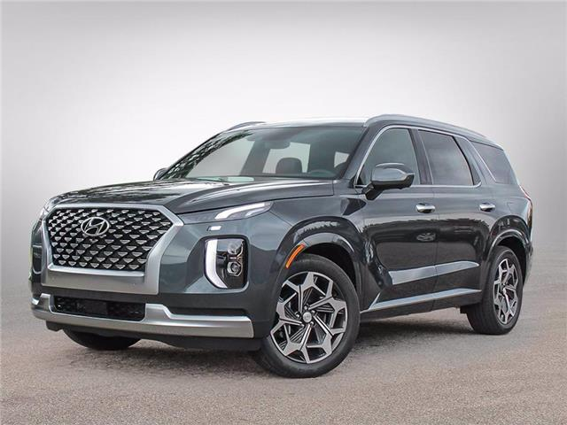 2021 Hyundai Palisade Ultimate Calligraphy (Stk: D10578) in Fredericton - Image 1 of 23