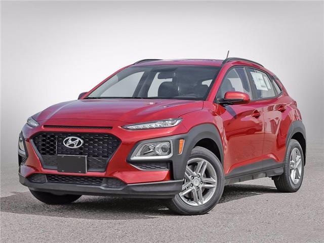2021 Hyundai Kona Essential (Stk: D10627) in Fredericton - Image 1 of 23