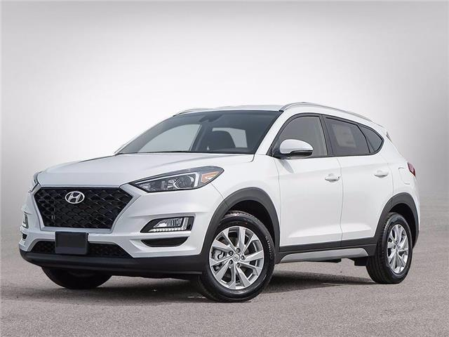 2021 Hyundai Tucson Preferred (Stk: D10633) in Fredericton - Image 1 of 23