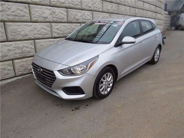 2019 Hyundai Accent Preferred ONLY $52/wk Taxes Included $0 Down (Stk: D01217PA) in Fredericton - Image 1 of 19