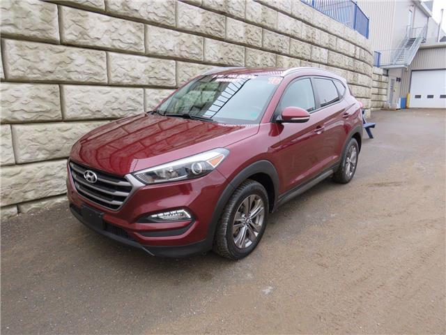 2016 Hyundai Tucson Premium ONLY $76/wk Taxes Included $0 Down Extende (Stk: D10449A) in Fredericton - Image 1 of 17