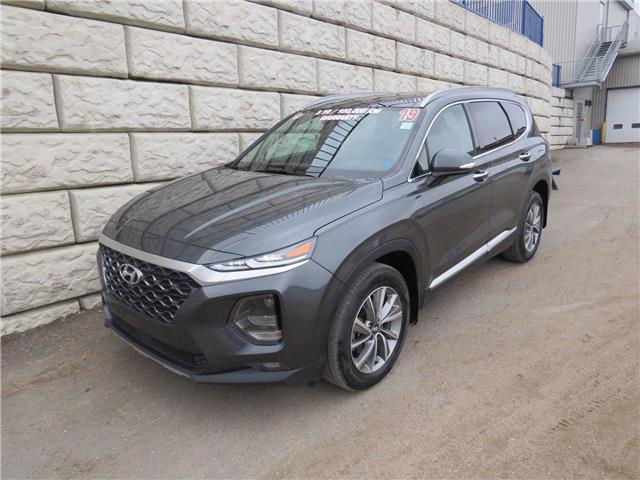 2019 Hyundai Santa Fe Luxury $111/wk Taxes Included $0 Down (Stk: D10556A) in Fredericton - Image 1 of 17